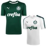 Coleção De Camisas Oficiais S. E. Palmeiras no Mercado Livre Brasil 48331f500714b