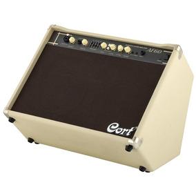Amplificador Cort Af-60 Ampli Acustica Multiproposito