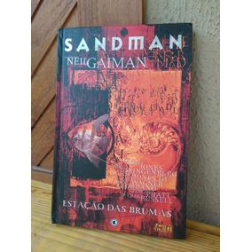 Sandman - Conrad - Estação Das Brumas - Neil Gaiman