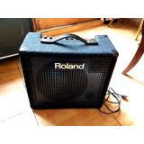 Amplificador De Teclado Roland Kc-100 Impecable!