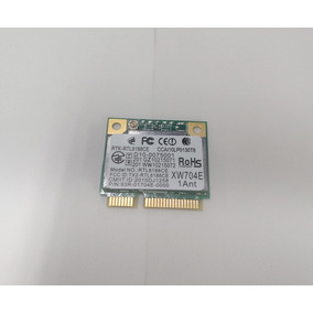 Placa Wireless Wifi Note Positivo Sim+ 4995m Rtk Rtl8188ce