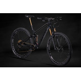 Bicicleta Sense Exalt Gold Edition
