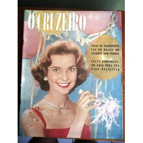 Revista O Cruzeiro (nº 15) Ano 1959 (fidel Castro, Monroe)