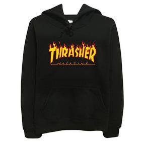 Sudadera Thrasher Para Hombre Y Mujer