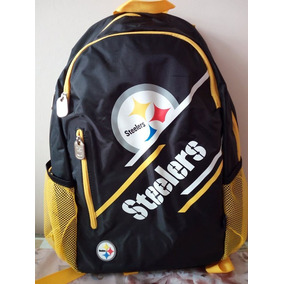 d569440942163 Mochila Nfl Acereros Pittsburgh Steelers 03 Ginga Oficial
