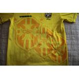 9dfdf7bae2 Camisa Da Seleção Brasileira Copa De 1994 no Mercado Livre Brasil