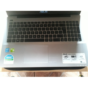 Notebook Asus . I7 . 6gb De Ram . Placa Nvidea 930m