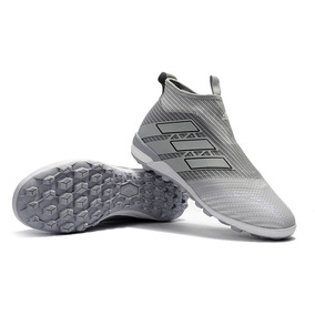 Chuteira Adidas Ace Tango 17 Cinza - Chuteiras no Mercado Livre Brasil b324de4b8d658