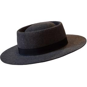 Sombrero De Todo Moda - Accesorios de Moda Gris oscuro en Mercado ... 7ad2d563833