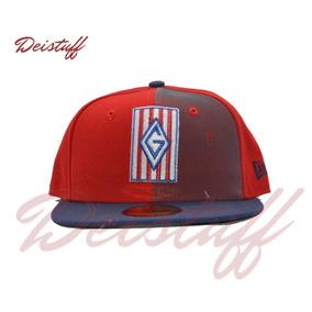 Gorra New Era   Roja Con Azul   Chivas Del Guadalajara 4ef4ec337fe