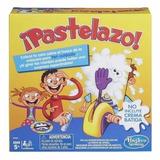 Juego De Mesa Pastelazo Pie Face De Hasbro