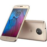 Smartphone Motorola Moto G5s 32gb 4g 16mp Dourado (vitrine)