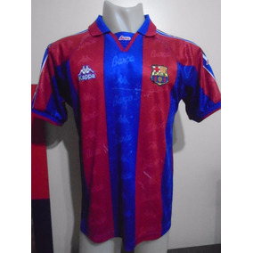 Camiseta F. C. Barcelona Kappa Original Ronaldo Nro. 9 - Camisetas ... 73f3682795f21