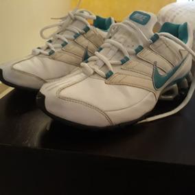 Tenis Da Nike Feminino Original Em Couro