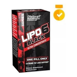 Lipo 6 Black Nutrex 60caps