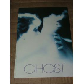 Revista Ghost Do Outro Lado Da Vida Programa Japonês