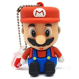 Memoria Usb 8 Gb Mario Bros