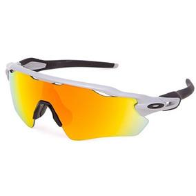 Oculos Oakley Radarlock Path Silver De Sol - Óculos no Mercado Livre ... 3e95b502ee