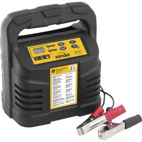 Carregador De Bateria 6 A 240ah 12v Cib200 Vonder 110v