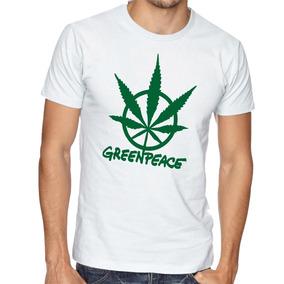 Camiseta - Engraçada - Greenpeace - Masculina 82c233cf1ecc4