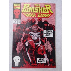 The Punisher War Zone Nº 8 - John Romita Jr - 1992