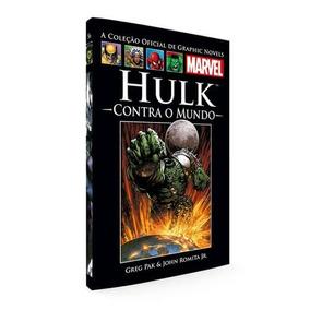 Hulk Contra O Mundo - Salvat N 34 - Frete Grátis