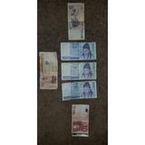Billetes Antiguos De 1534 A 1584 Y Monedas Antiguas