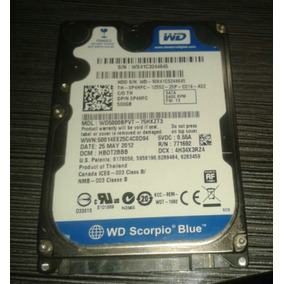 Disco Duro 500gb Para Laptop