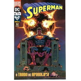 Hq Superman Renascimento Nº 19ed. Out/2018 - O Trono....