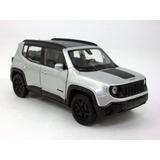 Automóviles Y Camiones Welly 4 5 Pulgadas Jeep Renegade ....