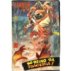 O Terror Negro -ed. La Selva Coleção Digital Com 21 Revistas