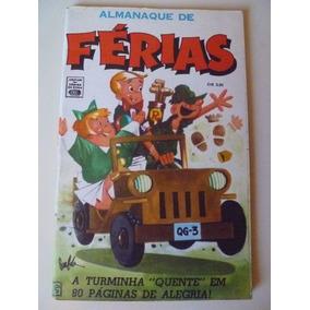 Almanaque De Férias Rge Excelente!