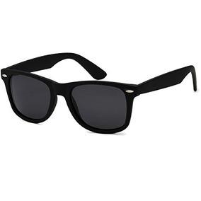 Gafas De Sol Retro Con Cuerno Clasico Negro Para Hombre Medi 90a9a09ec6c9