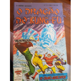 O Dragão Do Kung Fu Richard Dragon Nº 13! Ebal!