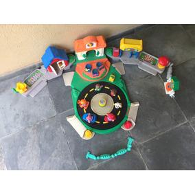 Little People Fischer Price Praça Cidade
