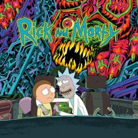 Juguetes Morty Y De Discos Libre Rick Argentina Música Mercado txhQrdsC