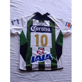 Jersey Playera Santos Laguna Guerreros 25 Años Talla 14 3950335ef692a