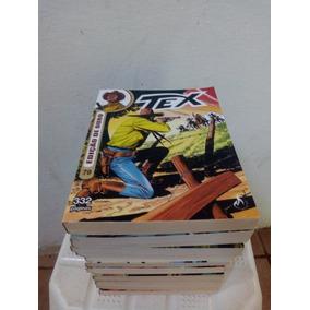 Lote Gibi Tex Edição De Ouro (13 Exemplar) Preço Unitário