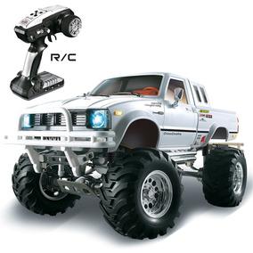 Hg De 1/10 Rc Coche Camioneta Modelo 4 * 4 Rally Serie