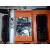 Celular Nextel I293 Finito Negro En Caja Liberado Radio Sms