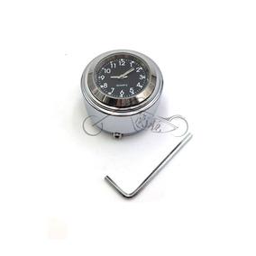 Relógio Quartzo - Motocicleta Guiador - Relógio Mostrador
