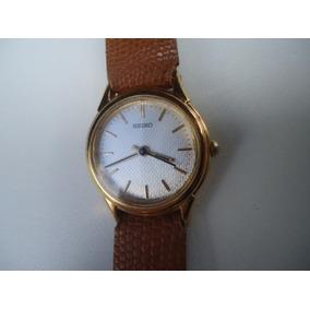 03c3cd6853e Relogio Feminino Dourado Seiko - Relógios no Mercado Livre Brasil