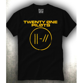 Twenty One Pilots Trench Playera Hombre Rott Wear Envío Free