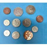 Moneda Penny 1975d - Monedas Inglaterra en Zapopan, Usado en