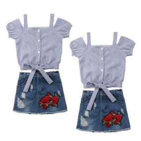 Vestido Hombros Volados - Ropa para Bebés en Mercado Libre Colombia f8c9227a2a0a