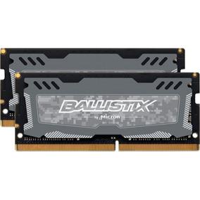 Ballistix Sport Lt 8gb Kit (4gbx2) Ddr4 2400 Mhz Notebook