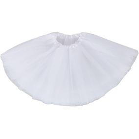 White - Baby/ 6-18months - Princess Tutu Falda Ballet F-0225