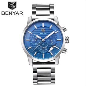 7f0a6ac4f93 Relógio Luxo Invicta Bvlgari Masculino - Relógios De Pulso no ...