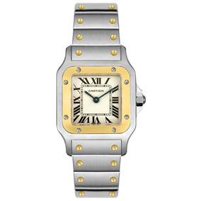 583e04eb804 Replica Relogio Cartier Modelo Santos - Relógio Feminino no Mercado ...