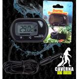 Termômetro Digital Para Aquários St-3 Cavernapet